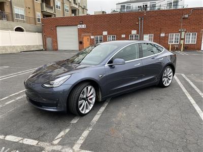 2019 Tesla Model 3 lease in Walnut,CA - Swapalease.com