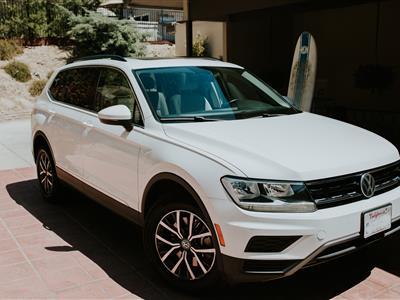 2018 Volkswagen Tiguan lease in Los Angeles,CA - Swapalease.com
