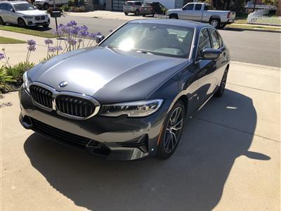 2020 BMW 3 Series lease in Port Hueneme ,CA - Swapalease.com