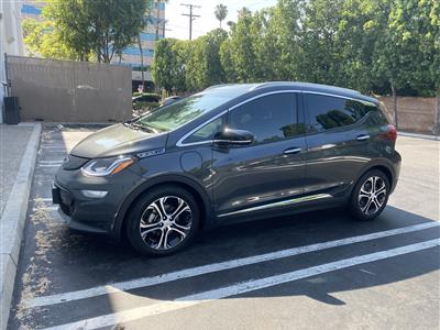 2020 Chevrolet Bolt EV lease in Los Angeles,CA - Swapalease.com