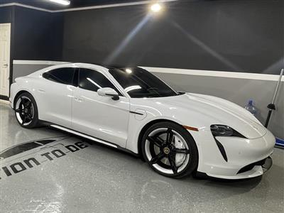 2020 Porsche Taycan lease in Mount Pleasant,SC - Swapalease.com