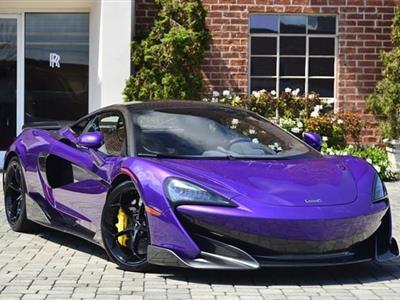 2019 McLaren 600LT lease in Fort Lauderdale,FL - Swapalease.com