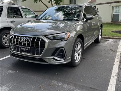 2021 Audi Q3 lease in Norristown,PA - Swapalease.com