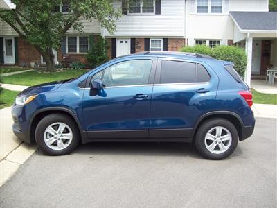 2020 Chevrolet Trax lease in Northville,MI - Swapalease.com