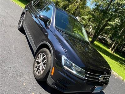 2019 Volkswagen Tiguan lease in Stamford,CT - Swapalease.com