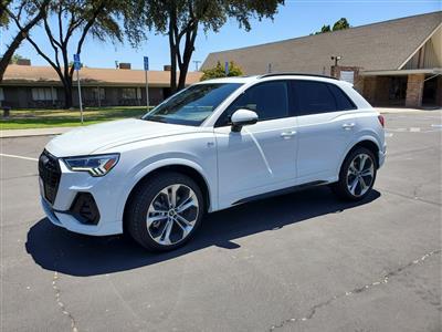 2021 Audi Q3 lease in Modesto ,CA - Swapalease.com