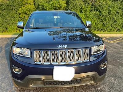2014 Jeep Grand Cherokee lease in Bellwood,IL - Swapalease.com