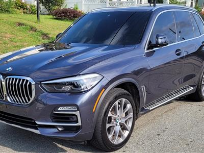 2019 BMW X5 lease in Griswold ,CT - Swapalease.com