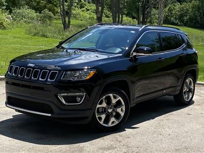 2020 Jeep Compass lease in Barberton,OH - Swapalease.com