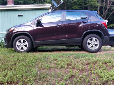 2020 Chevrolet Trax lease in Tamworth,NH - Swapalease.com