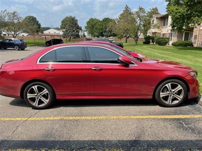 2020 Mercedes-Benz E-Class lease in Westland ,MI - Swapalease.com