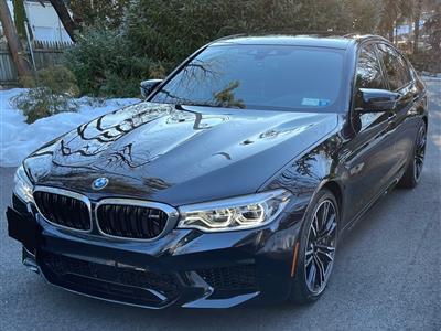 2020 BMW M5 lease in Montville,NJ - Swapalease.com