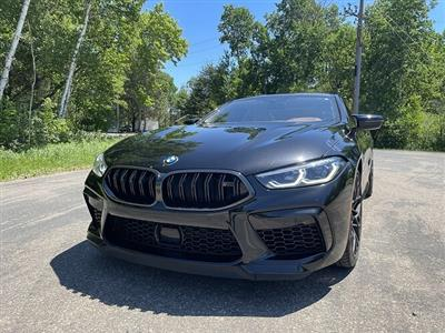 2020 BMW M8 Competition lease in Minneapolis,MN - Swapalease.com