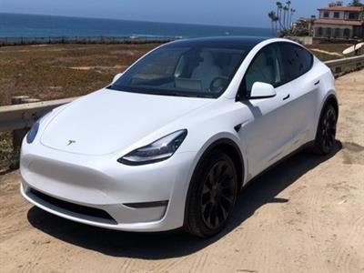 2021 Tesla Model Y lease in Vista,CA - Swapalease.com