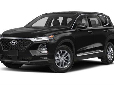 2020 Hyundai Santa Fe lease in Burbank ,CA - Swapalease.com