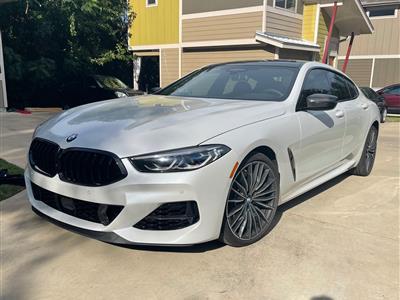 2022 BMW 8 Series lease in Austin,TX - Swapalease.com