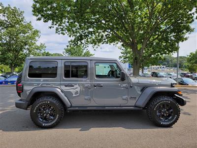 2021 Jeep Wrangler Unlimited lease in Old Bridge,NJ - Swapalease.com