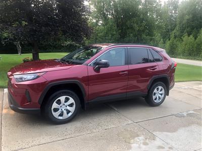 2021 Toyota RAV4 lease in Posen,MI - Swapalease.com