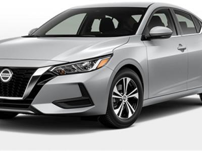 2020 Nissan Sentra lease in Oceanport,NJ - Swapalease.com