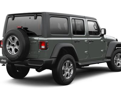2020 Jeep Wrangler Unlimited lease in San Francisco,CA - Swapalease.com