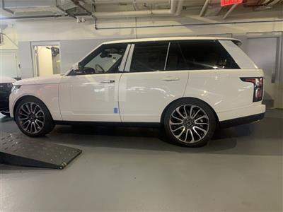 2021 Land Rover Range Rover lease in North Hills ,NY - Swapalease.com