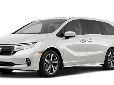 2021 Honda Odyssey lease in Huntington Beach,CA - Swapalease.com