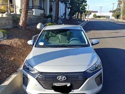 2019 Hyundai Ioniq Hybrid lease in Torrance,CA - Swapalease.com