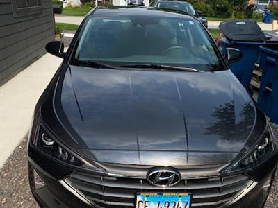 2020 Hyundai Elantra lease in Hinsdale,IL - Swapalease.com