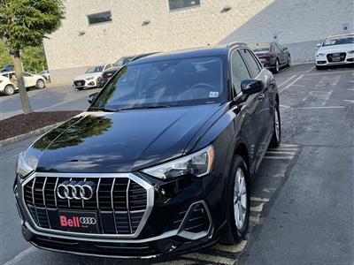 2021 Audi Q3 lease in Edison,NJ - Swapalease.com