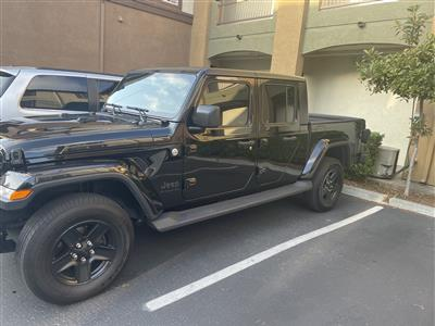 2021 Jeep Gladiator lease in San Diego,CA - Swapalease.com