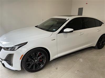 2021 Cadillac CT5-V lease in Dallas,TX - Swapalease.com