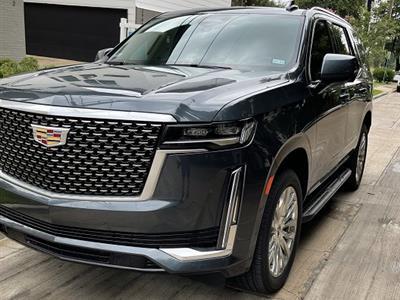 2021 Cadillac Escalade lease in Dallas,TX - Swapalease.com