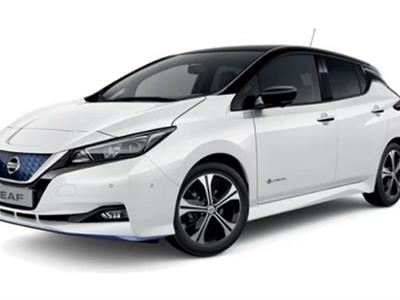 2020 Nissan LEAF lease in Chicago,IL - Swapalease.com