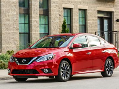 2019 Nissan Sentra lease in Valley Village,CA - Swapalease.com