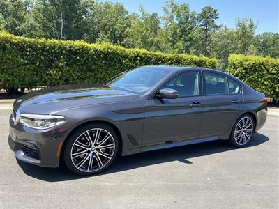 2019 BMW 5 Series lease in Holly Springs,NC - Swapalease.com