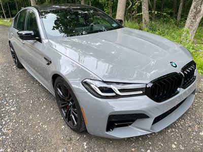 2021 BMW M5 Competition lease in Southbury,CT - Swapalease.com