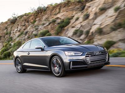 2018 Audi S5 Coupe lease in New York,NY - Swapalease.com