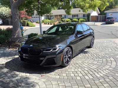 2021 BMW 5 Series lease in Santa Clara,CA - Swapalease.com