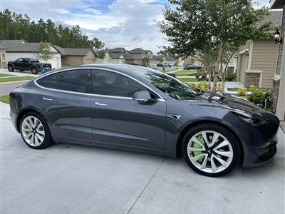 2020 Tesla Model 3 lease in St. Augustine,FL - Swapalease.com