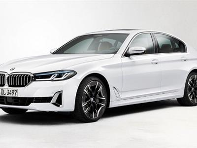 2021 BMW 5 Series lease in Woodbridge,NJ - Swapalease.com