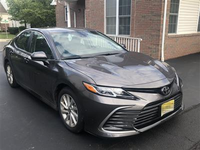 2021 Toyota Camry lease in Skillman,NJ - Swapalease.com