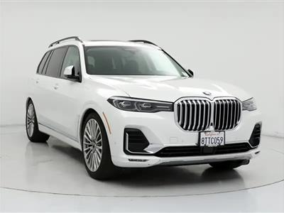 2021 BMW X7 lease in New York,NY - Swapalease.com