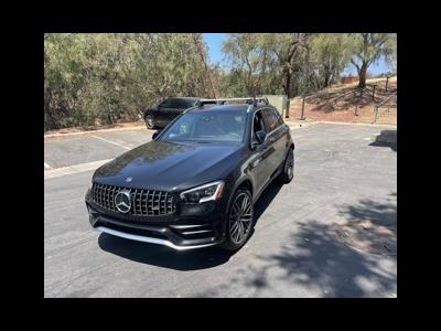 2021 Mercedes-Benz GLC-Class Coupe lease in Malibu,CA - Swapalease.com