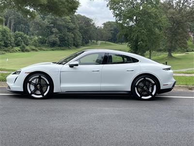 2020 Porsche Taycan lease in Fort Washington,MD - Swapalease.com
