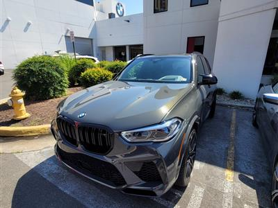 2021 BMW X5 M Competition lease in King of Prussia,PA - Swapalease.com