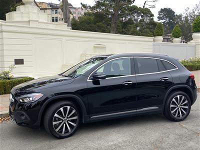 2021 Mercedes-Benz GLA SUV lease in San Francisco,CA - Swapalease.com
