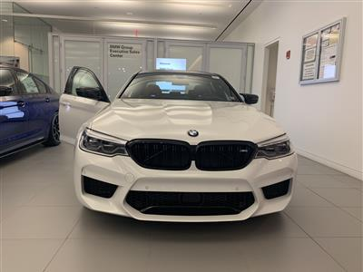 2019 BMW M5 Competition lease in Woodside,NY - Swapalease.com