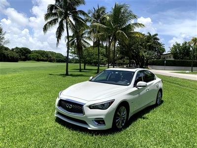 2019 Infiniti Q50 lease in Coral Gables,FL - Swapalease.com