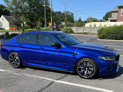 2021 BMW M5 lease in Franklin Lakes,NJ - Swapalease.com