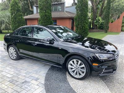 2018 Audi A4 lease in Jacksonville,FL - Swapalease.com